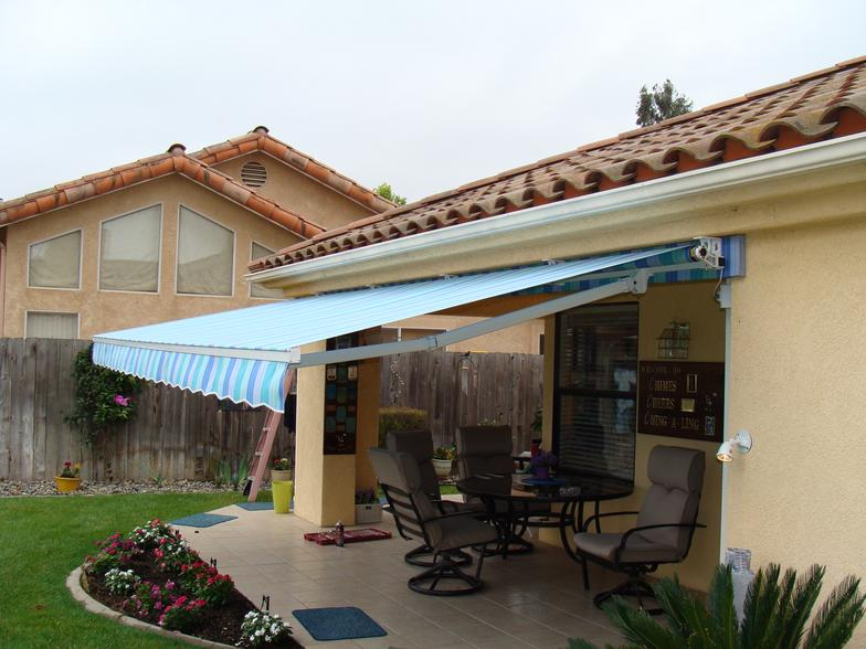 Bassett Rain Gutters Amp Awnings Custom Awnings Patios